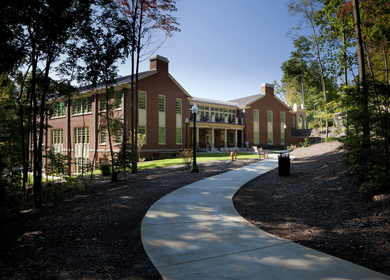 Wake Forest University Welcome Center