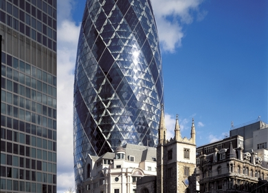 Swiss Re, 30 St Mary Axe
