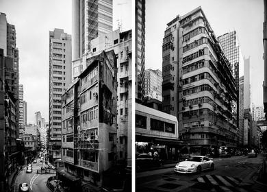 Hong Kong urban study