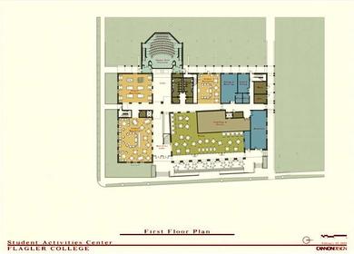 Flagler College Student Center