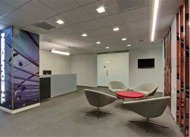 Madison Square Garden Corporate Office Renovation Project