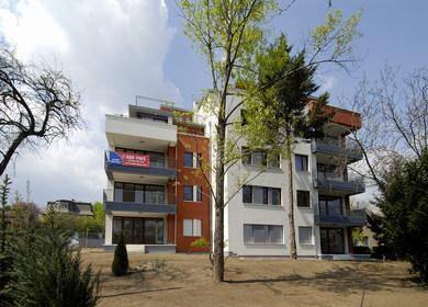 Residential Building in Szemlohegy st