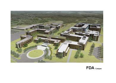 U.S. Food & Drug Administration Headquarters Master Plan