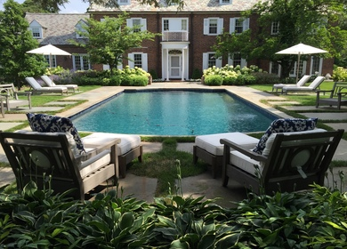 Twin Oaks Restoration | Summit, NJ