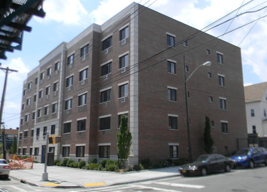 New 56-Unit Apartment Building