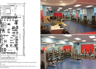 Port Richmond H.S. Fitness Center