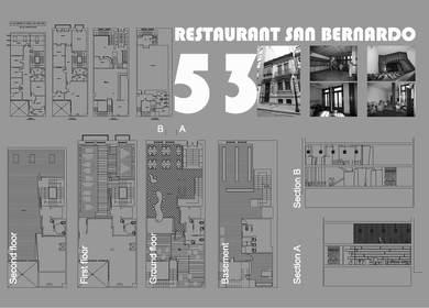 San Bernardo 53 Restaurant