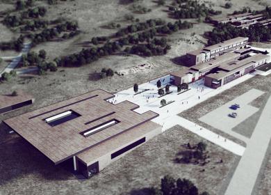 Gökçeada Sustainable School Campus