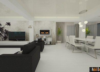 Design interior case moderne - Amenajari interioare vile