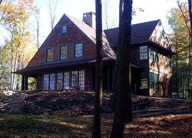House in Woodstock, NY