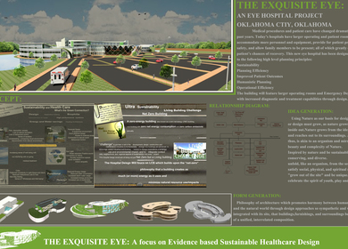 The Exquisite Eye - Eye Hospital Design