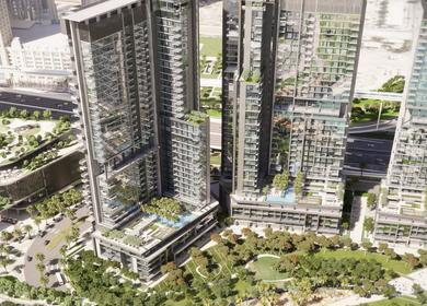 Safa Park Residential Towers