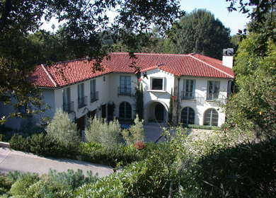 Paulin Residence, a Montecito-style home