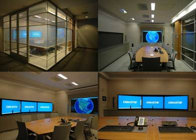 Jewelbox Telepresence & Presentation facility