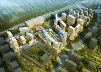 HUARONG Finacial Center