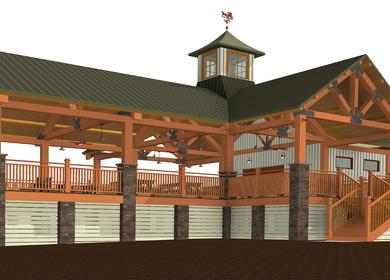 Grace Church Pavilion