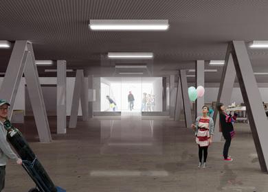 Innovation District: Innovation Hub