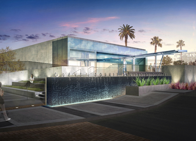OCSD Operations Center Entrance and Building Renovation