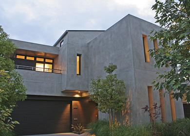 Bloch Residence
