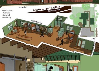 Talimena Tourist Office