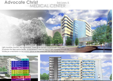 Advocate Christ Medical Center Inpatient Tower