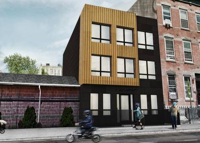 201 Marion St. // Brooklyn, NY