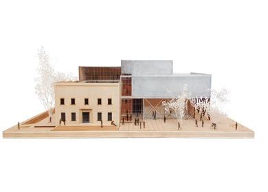 BMOCA Museum Extension