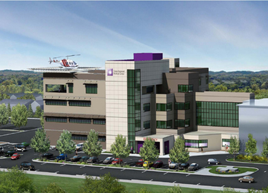 Tulare Regional Medical Center Expansion Tower 1