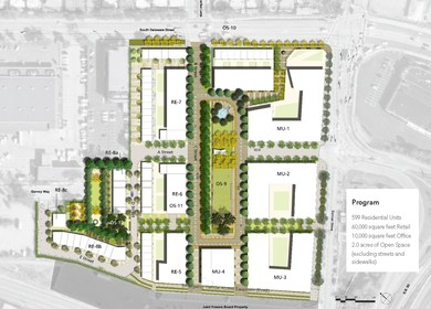 STATION PARK GREEN SPECIFIC PLAN & DESIGN GUIDELINE