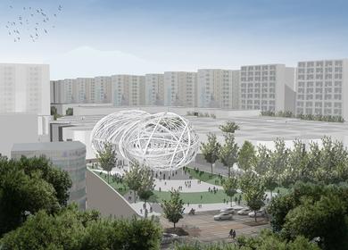 Daegu Bubble Library