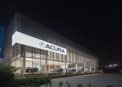 Acura Showroom