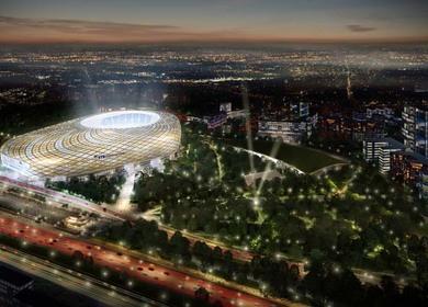 VTB Stadium and Arena