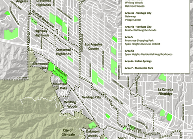 North Glendale Community Plan