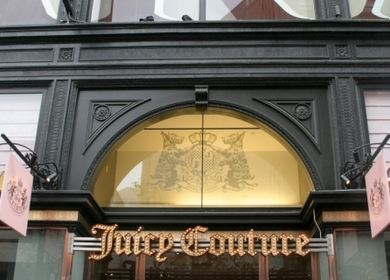 Juicy Couture, Various Locations
