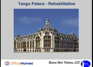 2009 Tango Tower Officehomes(tm) Workforce Housing