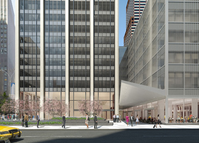 1271 Avenue of the Americas Recladding and Repositioning