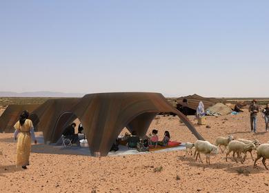 Ain Nsissa Eco Facilities