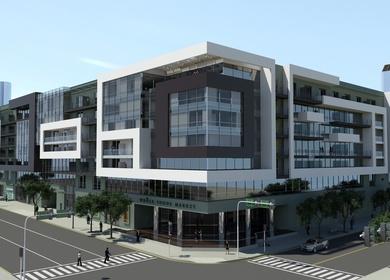 G8 apartment building