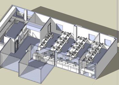 Dental Laboratories Design