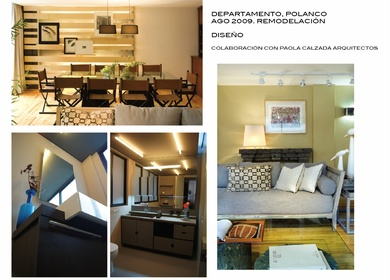 Apartment in Polanco,MX