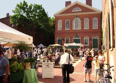 Salem, MA Farmers Market Master Plan