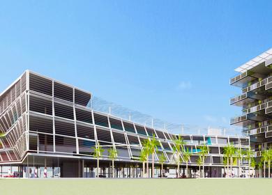 Ruwais Cultural Center