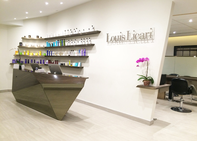 Louis Licari Salon