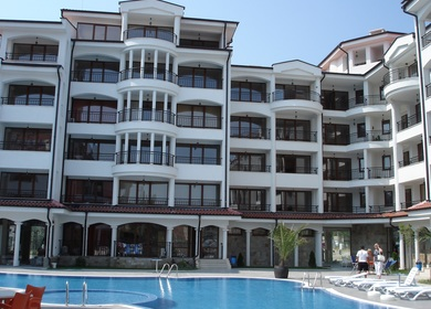 Complex of Holiday Apartments Chateau Valon