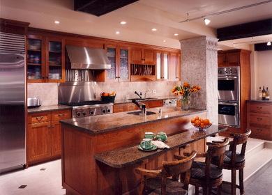 Kitchen - Pre War new construction