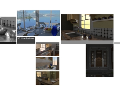 3D Rendering - Select Works