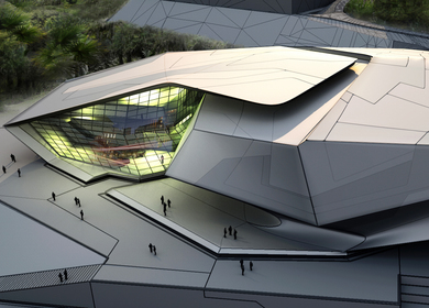 Chinese University of Hong Kong Sports Complex