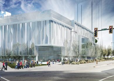 SFU Sustainable Energy & Environmental Engineering Building