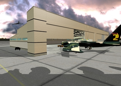 2003 B-52 Weapons Load Facility