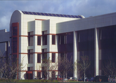 IBM/Kodak Data Center
